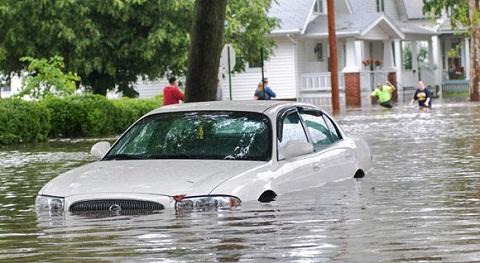 Возмещение ущерба при затоплении авто